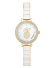 Tommy Bahama Golden Pineapple Watch