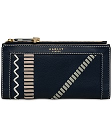 Radley London Hill House Craft Manitee Zip Around Wallet
