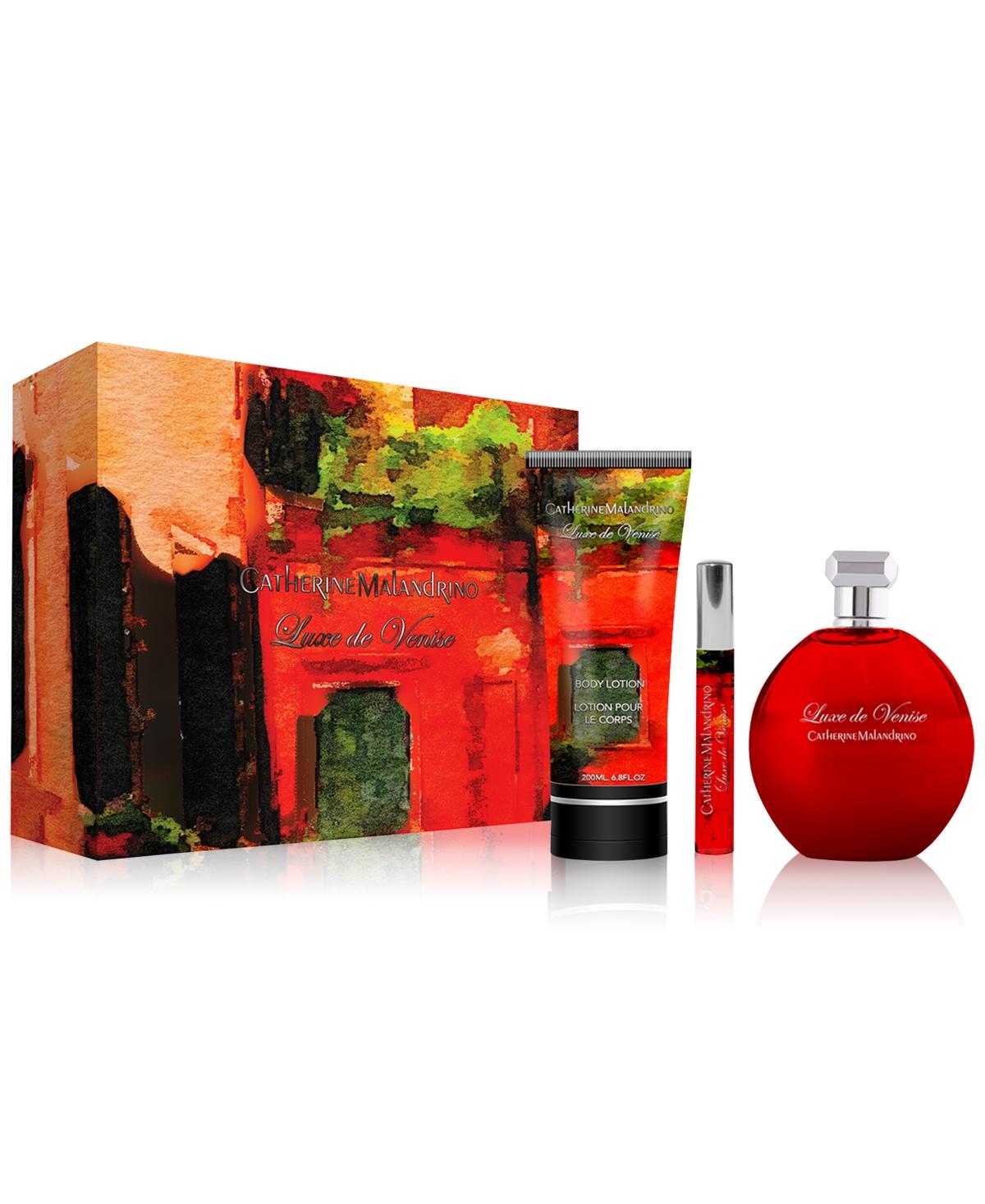 Catherine Malandrino 3-Pc. Luxe de Venise Gift Set