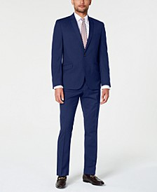 Men's Slim-Fit Performance Stretch Suits