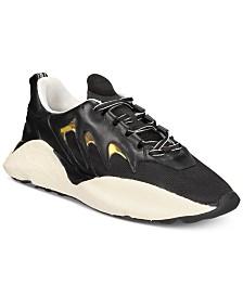 Roberto Cavalli Men's Holographic Dad Sneakers