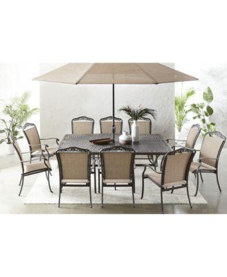 Beachmont II Outdoor 3-Pc. Dining Set (32