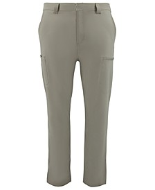 Gillz Men's Classic-Fit Performance Stretch Quick-Dry Ripstop Pants