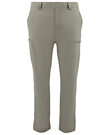 Gillz Men's Waterman Classic-Fit Performance Stretch Quick-Dry Ripstop Pants
