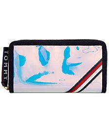 Tommy Hilfiger Kala Iridescent Wallet