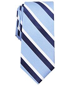 Nautica Men's Nora Stripe Slim Tie