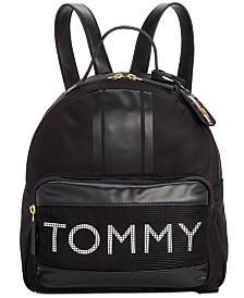Tommy Hilfiger Julia Nylon Mesh Backpack