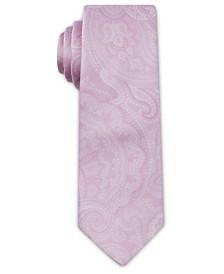 Tallia Men's Paisley Print Slim Tie