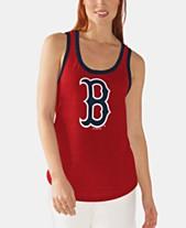 9a1841f7aa69f G-III Sports Women s Boston Red Sox Clubhouse Tank