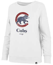 '47 Brand Women's Chicago Cubs Throwback Fleece