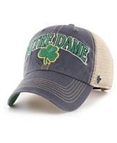 037e21d0905  47 Brand Notre Dame Fighting Irish Tuscaloosa Mesh CLEAN UP Cap