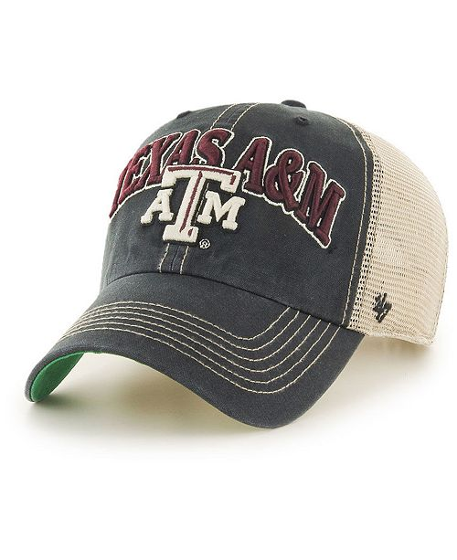 new product 9473b bec4f ...  47 Brand Texas A M Aggies Tuscaloosa Mesh CLEAN UP ...