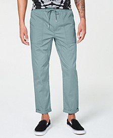 Men's Drawstring Pants, Created for Macy's