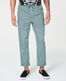 American Rag Men's Drawstring Pants, Created for Macy's
