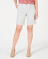 5665a28e82f Style   Co Double-Pocket Cuffed Shorts