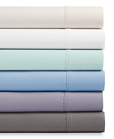 AQ Textiles Optimal Performance Stay fit 4-Pc Sheet Sets, 625 Thread Count Cotton Blend