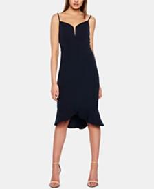 Bardot Kristen Peplum Dress