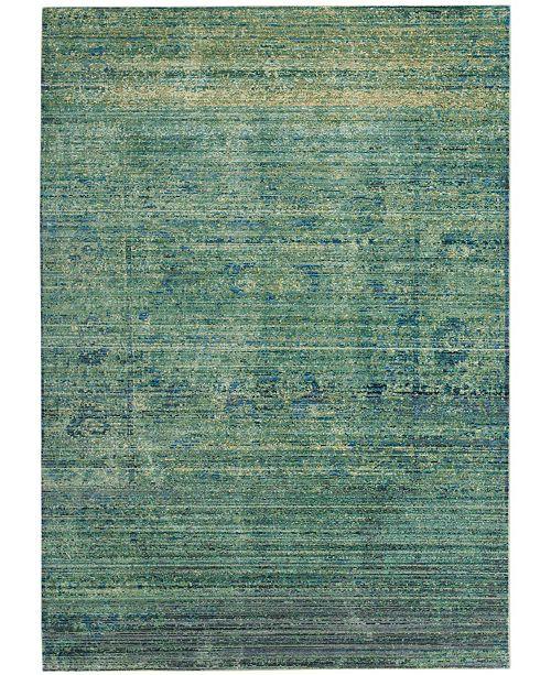 Safavieh Mystique Green and Multi 4' x 6' Area Rug