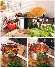 High Quality 7 Piece Stainless Steel Cookware Set