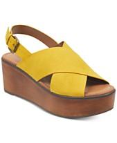 6cb034546e6 Irfayina Platform Wedge Sandals