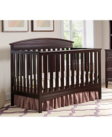 Abby 4-In-1 Convertible Crib