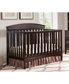Children Abby 4-In-1 Convertible Crib, Quick Ship