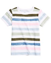 7b06582461 Epic Threads Little Boys Striped T-Shirt, Created for Macy's