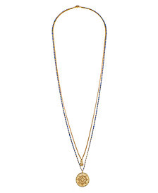 Capwell & Co. Two Row Necklace
