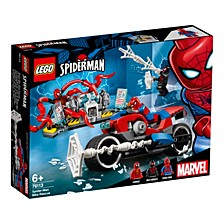 Spider-Man Bike Rescue 76113