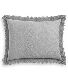 Crochet Standard Sham, Created for Macy's