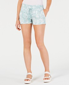 Roxy Juniors' Oceanside Printed Shorts