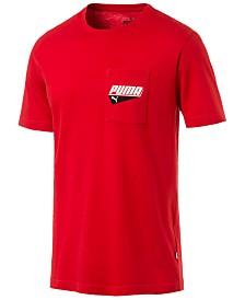Puma Men's Pocket T-Shirt