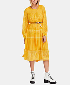 Free People Gemma Midi Dress