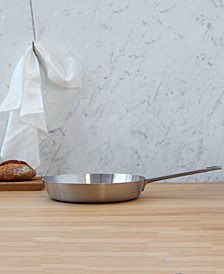 """Ron 10.25"""" Stainless Steel 5-Ply Fry Pan"""