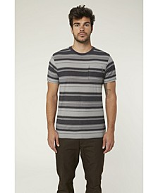 Men's Pinnacle Striped T-Shirt