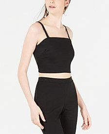 Material Girl Juniors' Crop Top, Created for Macy's