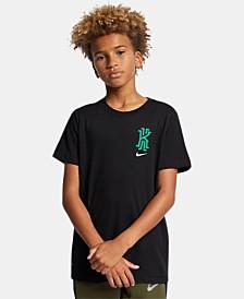 Nike Big Boys Kyrie Graphic Dri-FIT T-Shirt