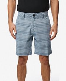Men's Bateman Stripe Chambray Shorts