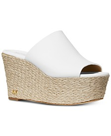 MICHAEL Michael Kors Cunningham Wedge Sandals