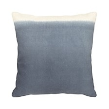 "Sunset 18"" Square Ombre Decorative Pillows"