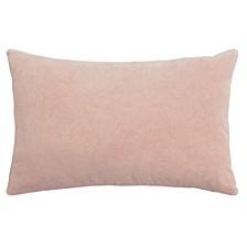 "Liam Velvet ""16 x 24"" Decorative Throw Pillows"