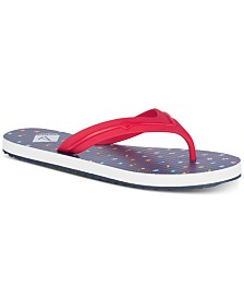 Sperry Warf Thong Flag Flip-Flop Sandals