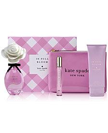 kate spade new york 4-Pc. In Full Bloom Gift Set
