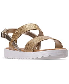 Nine West Little Girls' Kamari Sandals from Finish Line