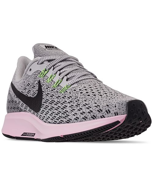 timeless design f6ab9 3f1d8 Women's Air Zoom Pegasus 35 Running Sneakers from Finish Line