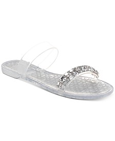 Jewel by Badgley Mischka Kyndall Evening Sandals