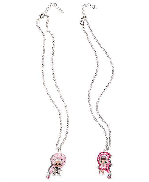 Frozen On the Verge Little & Big Girls LOL BFF Necklace Set