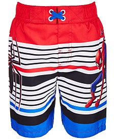 Dreamwave Toddler Boys Spider-Man Swim Trunks