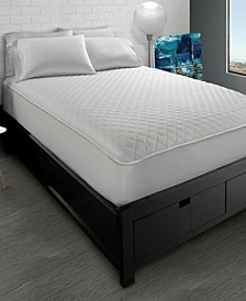 Classic Quilted Mattress Protector - Twin