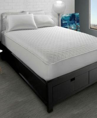 Classic Quilted Mattress Protector - King